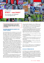 BTW21 - was bleibt?