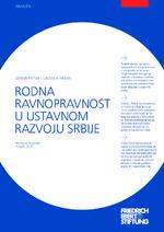 Rodna ravnopravnost u ustavnom razvoju Srbije