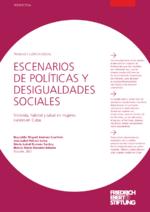 Escenarios de políticas y desigualdades sociales