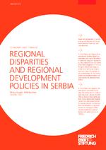 Regional disparities and regional development policies in Serbia