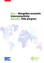 Sino-Mongolian economic interconnectivity