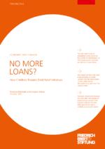 No more loans?