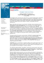 Philippine trade union profile