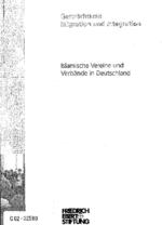 Islamische Vereine und Verbände in Deutschland