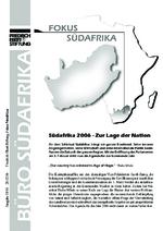 Südafrika 2006 - Zur Lage der Nation