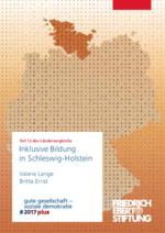 Publikation: Inklusive Bildung in Schleswig-Holstein - Teil 12 des Ländervergleichs