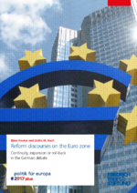 Reform discourses on the Euro zone