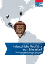 """""""Menschliche Mobilität"""" statt Migration?"""