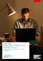 Digital labour markets in the platform economy