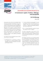 Kommunale Jugend-, Familien-, Bildungs- und Sozialpolitik